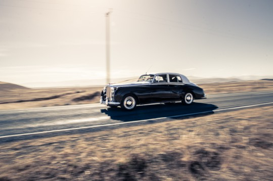 ROLLS ROYCE SILVER CLOUD – NEW ZEALAND